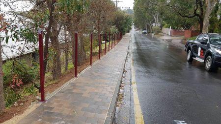 Waite Street footpath