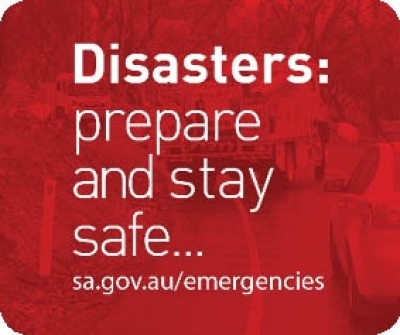 SA Gov Emergency Logo