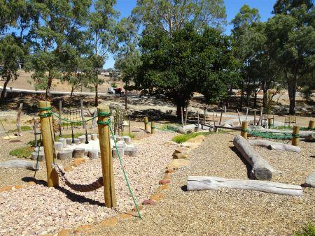 Minda Farm Reserve Playground