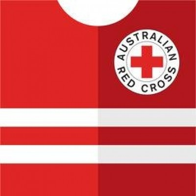 Australian Red Cross Get Prepared Logo