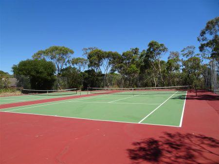 Gibbs Park - Tennis Courts