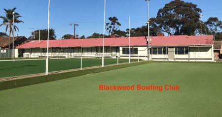 Blackwood Bowling Club