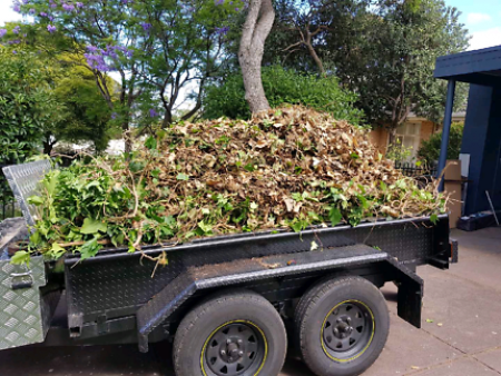 Lynton Free Green Waste