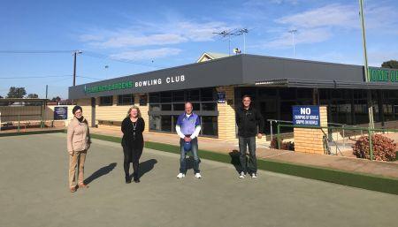 Clarence Gardens Bowling Club Upgrade