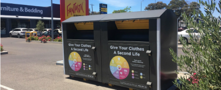 Clothes Recycling