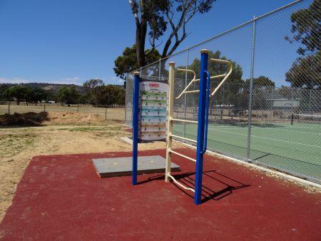 Balham Reserve Playground Stretch Station