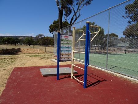 Balham Reserve Playground Stretch Station