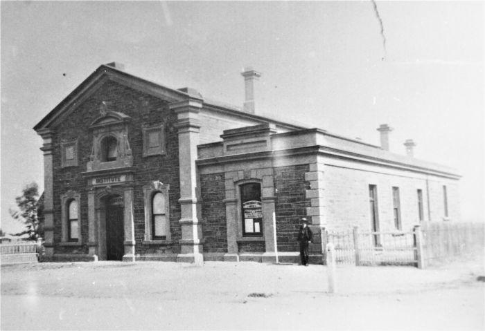 Mitcham Institute. c1880