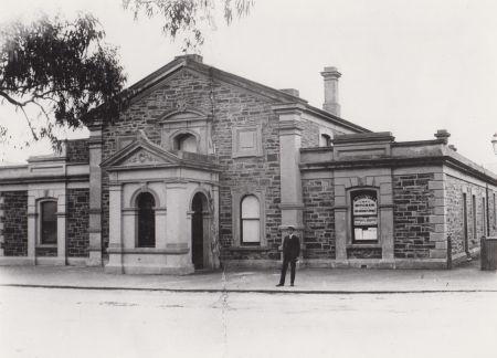 Mitcham Institute 1908