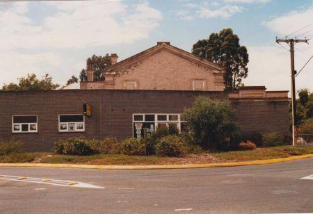Mitcham Institute 1986