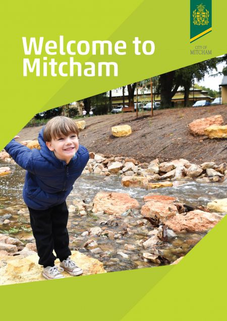 City of Mitcham Welcome New Residents