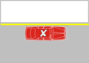 Continuous Yellow Line